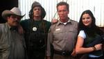 Arnold Schwarzenegger participará en 'The Last Stand'