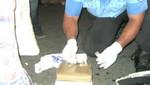 Incautan drogas en envíos postales