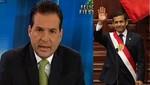 Omar Chehade le pidió disculpas al presidente Humala (video)