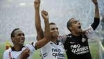 Así celebró el Corinthians la obtención del título brasileño (video)