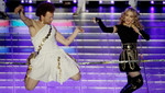 Madonna hizo gozar a fanáticos del Super Bowl