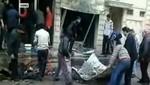 Estados Unidos cierra su embajada en Siria tras ataques (video)