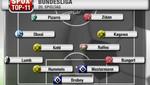 Claudio Pizarro figura en el once ideal de la Bundesliga