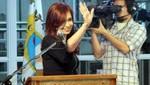 Cristina Fernández ratificó su voluntad de aumentar número de vuelos a las islas Malvinas