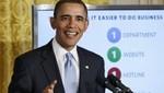 Barack Obama a Irán: 'Aún podemos resolver diferencias de forma diplomática'