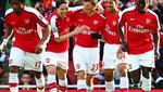 Champions League: Arsenal venció 3 a 0 al Milan pero quedó eliminado