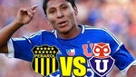 U. de Chile empató 1-1 con Peñarol y está casi fuera de la Libertadores