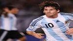 Messi intentará hoy resucitar a Argentina ante Colombia