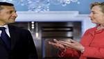 Hillary Clinton: 'EE UU quiere ser socio de Ollanta Humala'