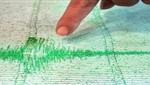 Temblor azota centro de Chile