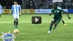Video: Argentina venció a Nigeria (3 - 1) en duelo amistoso