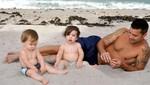 Ricky Martin llegaría al Perú con sus hijos