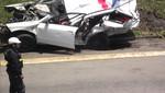 Conductor que ocasionó un accidente en la Vía Expresa se entregó a la justicia