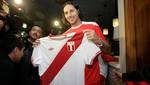 Claudio Pizarro: ''Finalmente estamos los mejores peruanos del extranjero'