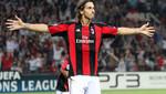 Con Robinho y Zlatan, Milan goleó por 4 a 0 al Catania