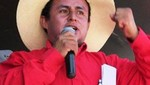 Gregorio Santos responsabiliza al Estado de suspensión del SIAF