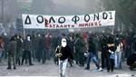 Grecia conmemora la muerte de un adolescente con violentas protestas