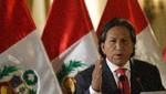Toledo asegura que Humala lo llamó para reunirse en Palacio