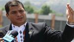 Dos periodistas ecuatorianos fueron sentenciados a pagar US$1 millón al presidente Rafael Correa