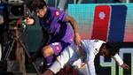 Fiorentina empató 2-2 con el Parma por la liga italiana