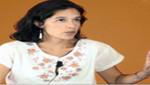 Marisa Glave llama 'mentirosa' a Fabiola Morales por firmas para revocatoria