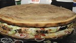 Conozca la hamburguesa más grande del mundo