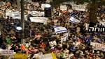 Netanyahu estudia respuesta a 'indignados' israelíes