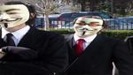 Gobierno ecuatoriano anuncia ataque contra Anonymous