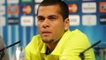 Dani Alves quiere que Neymar llegue al Barcelona