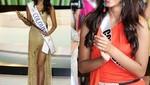Miss Colombia mostró su parte íntima sin darse cuenta