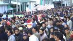 Junín: Trabajadores de Doe Run bloquearon carretera