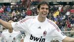 Kaká: 'Me siento disfrutando otra vez del fútbol'