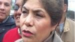 Luz Salgado: 'Es injusto que esté en la cárcel, el hombre que nos dio la paz'