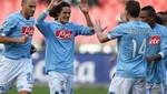 Champions League: Nápoli venció de visita 2 a 0 al Villarreal