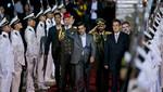 Presidente de Irán llega a Caracas