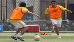 Miguel 'Chino' Ximénez anotó tres goles en prácticas de Universitario