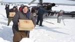 Ola de frío mata a 110 personas en Rusia