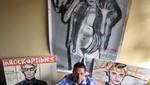 'El pintor de la ciudad moderna', ya se encuentra en Lima