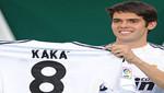Kaká desea una última oportunidad en el Real Madrid