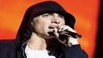Eminem número uno con 'Recovery'