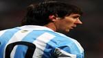 Lionel Messi la está pasando mal, según su padre