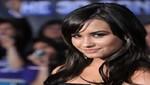 Demi Lovato dejó 'loquitos' en Facebook
