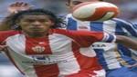 Santiago Acasiete dedicó el triunfo a la hinchada peruana