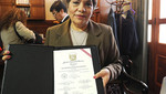 Luz Salgado se opone a la eliminación del voto preferencial