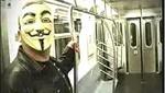 Al estilo 'Anonymous' Beto Ortiz anuncia su regreso a Frecuencia Latina (Video)