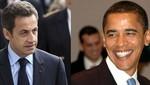 Sarkozy se queja de Netanyahu con Barack Obama