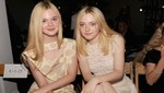 Dakota y Elle Fanning posaron para el lente de Terry Richardson