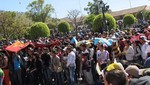 Ayacucho: Estudiantes tomaron la Universidad Nacional de Huamanga