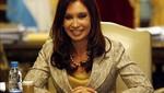 Obama envió a su secretaria para asistir a la toma de mando de Cristina Fernandez