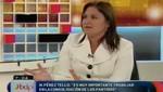 Marisol Pérez Tello: 'Sanción a Chehade depende solo de su partido'